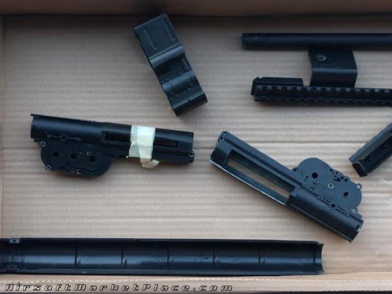 M14 PARTS BOX