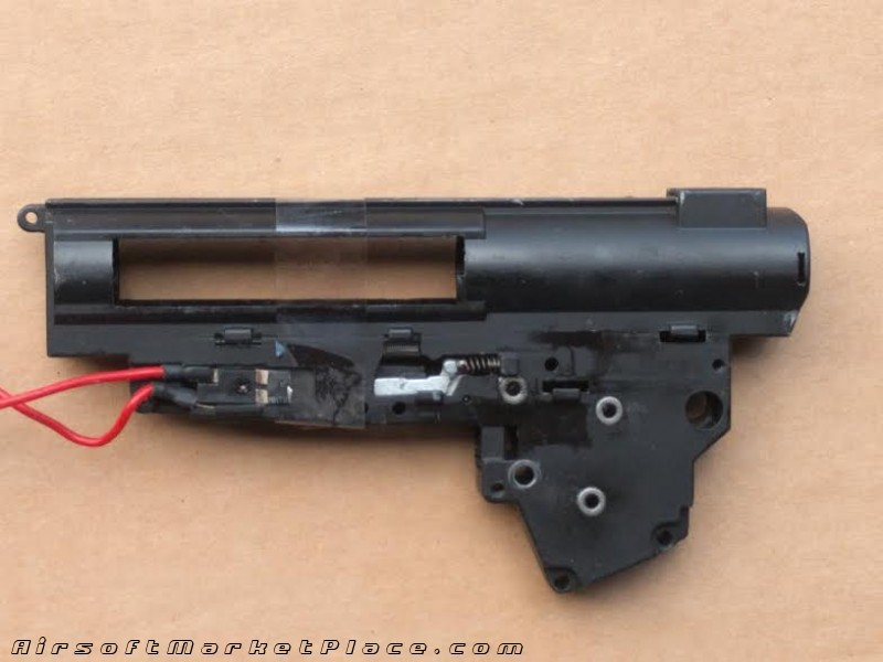 SIG 552 GEARBOX SHELL