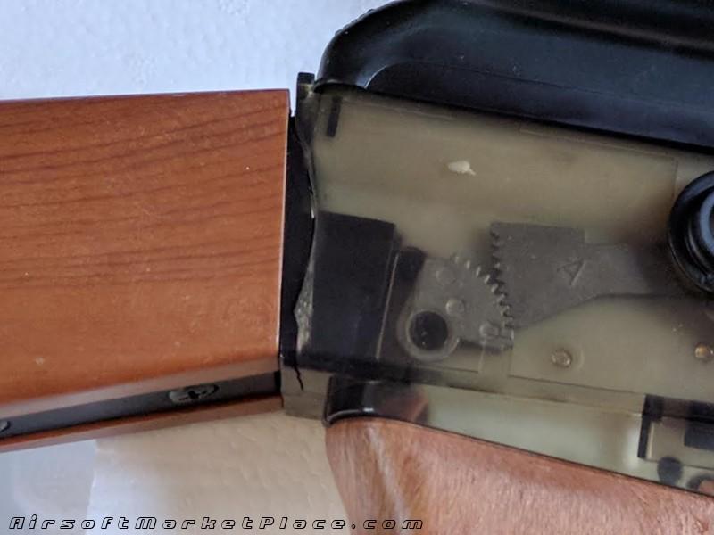 AK47 BY CYBERGUN PARTSREPAIR