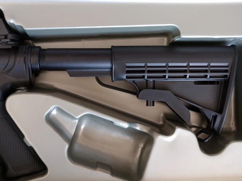 ICS M4A1 RETRACTABLE STOCK