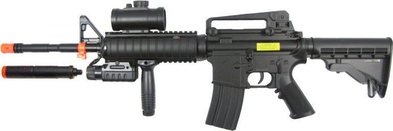 DE M83A2 M1A4 Retractable Stock AEG
