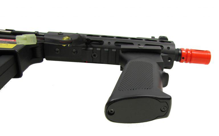 M4 Metal RIS w/Keymod Hand Guard & Fore Grip / Full Stock