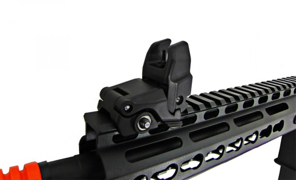 M4 Metal RIS w/Keymod Handguard Full Stock AEG