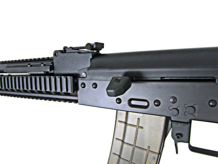 JG AK47 RIS w/Crane Stock AEG