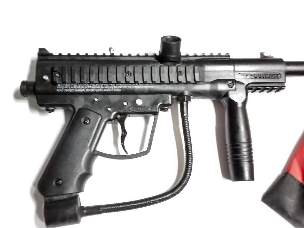 TIPPMAN PAINTBALL GUN