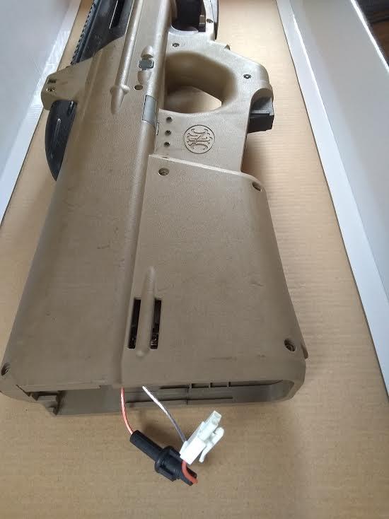 LICENSED FN HERSTAL F2000