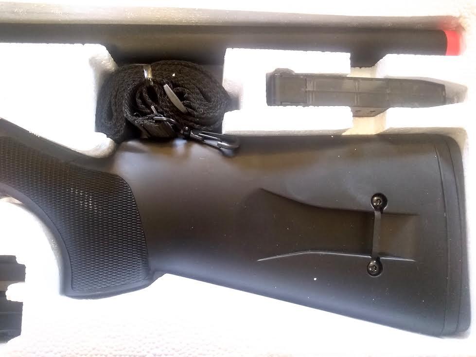 BLACK EAGLE M6 SPRING SNIPER