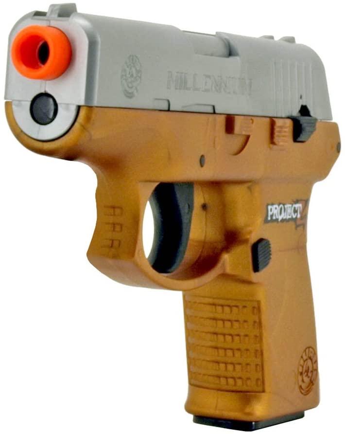 ProjectZ 14,000 Premium .12gm Airsoft BBS Bonus Pistol