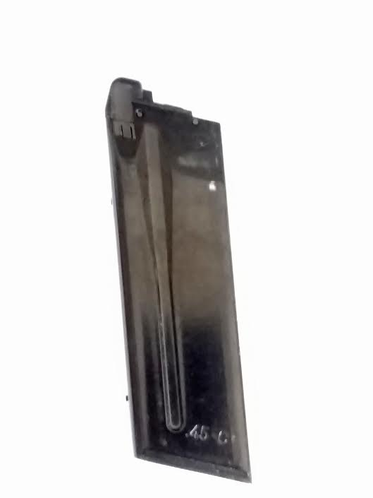 28rd Magazine for KWA H&K HK45 Airsoft GBB Pistol
