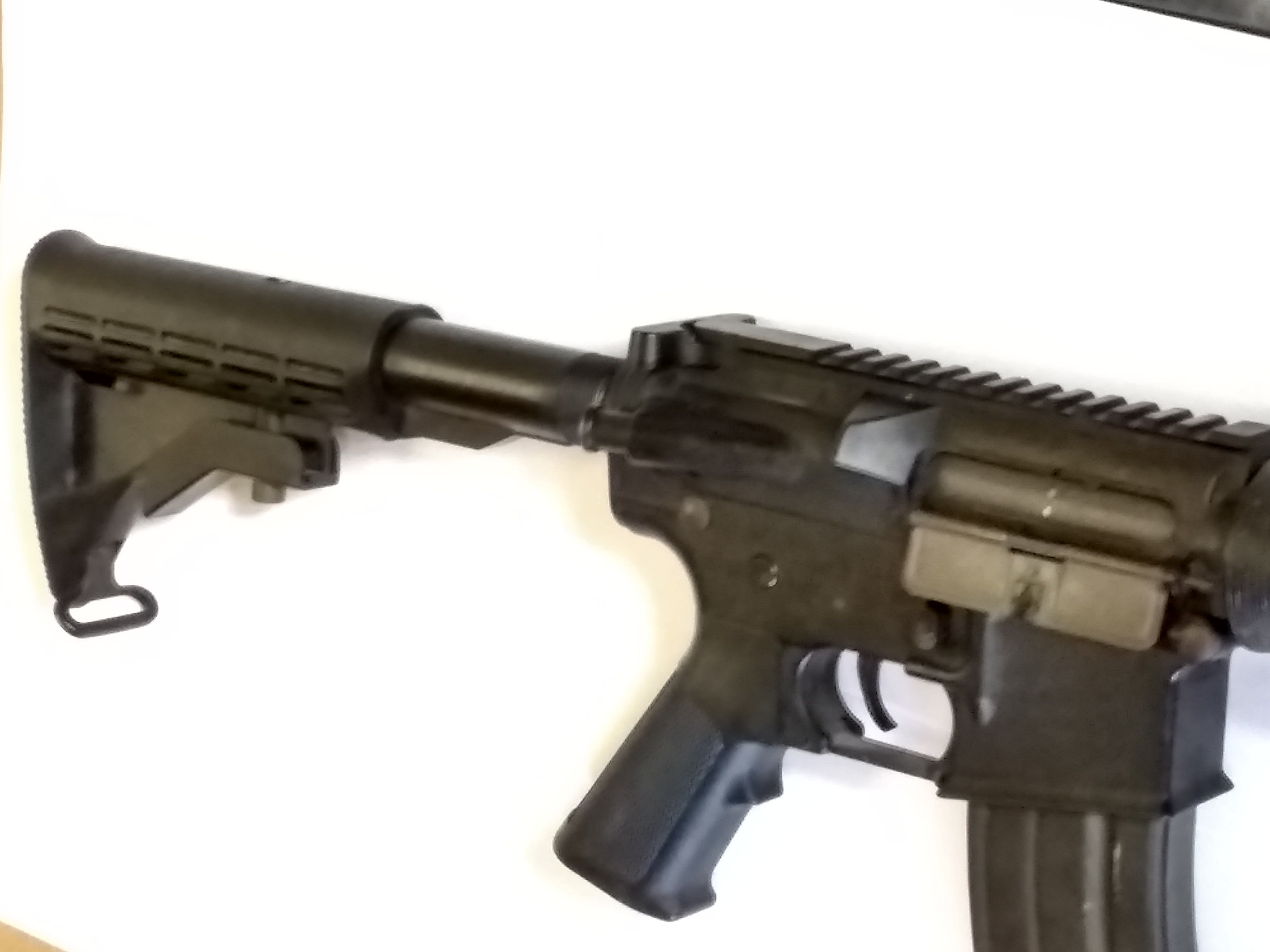COLT M4A1 METAL GEAR AEG CYBERGUN