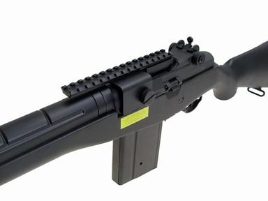 AGM MP008 M14 AEG w/Battery & Charger (Metal Gear Box)